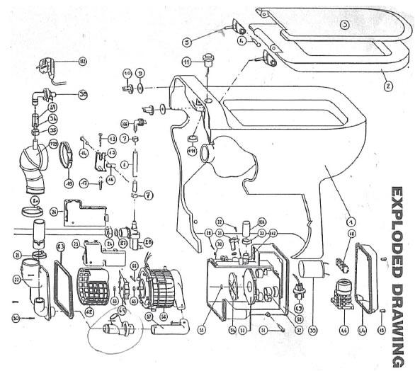 Saniflo Spare Parts Diagram Carnmotors